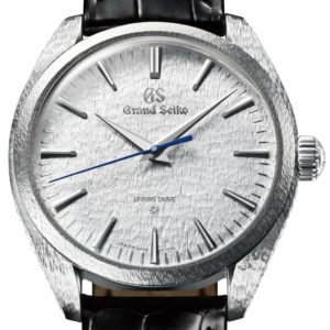 Grand Seiko Spring Drive Manual-winding Platinum