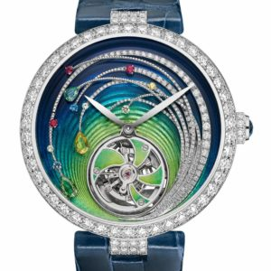 Chaumet Soleil de Minuit Flying Tourbillon