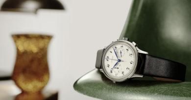Longines Heritage Classic Chronograph 1946 (L2.827.4.73.0)