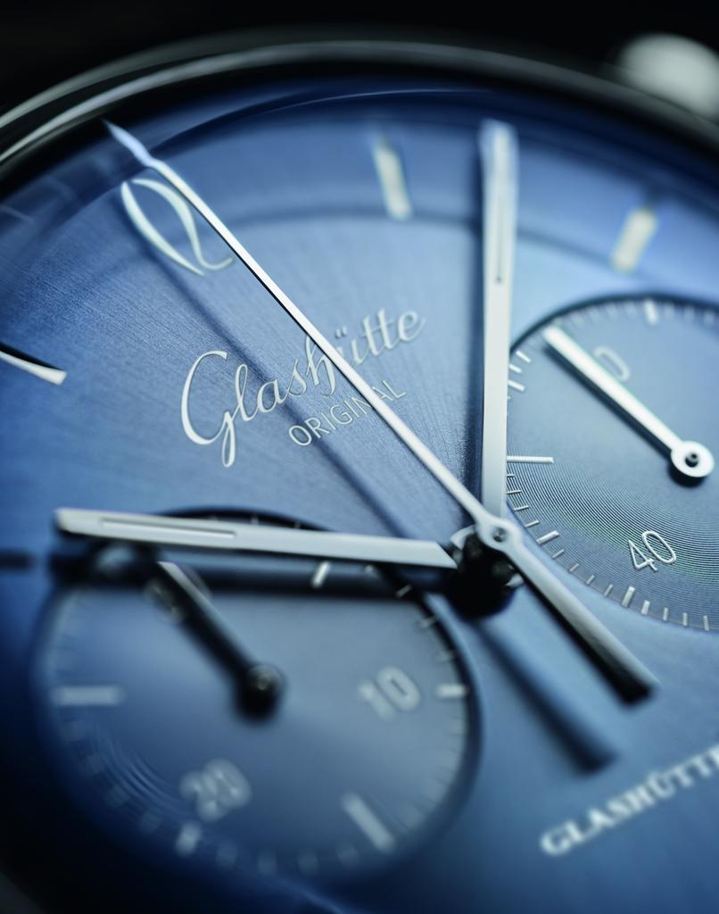 Glashütte Original Sixties Chronograph