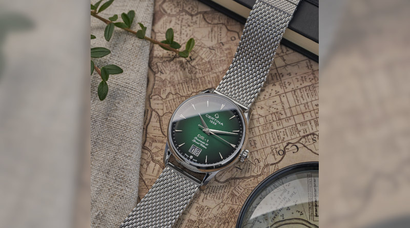 Certina DS-1 Big Date 60th Anniversary DS Concept Special Edition