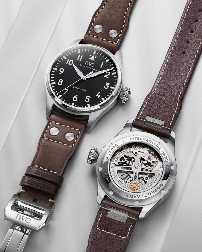 IWC Schaffhausen Big Pilot's Watch 43