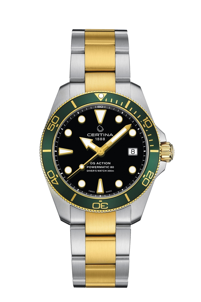 Certina DS Action Diver 38 mm C032.807.22.051.01