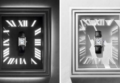 Watches & Wonders 2021! Cartier Tank Must с фотогальваническим циферблатом и браслетом из материала неживотного происхождения