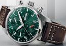 Watches & Wonders 2021: IWC Pilot's Watch Chronograph 41 с мануфактурным механизмом