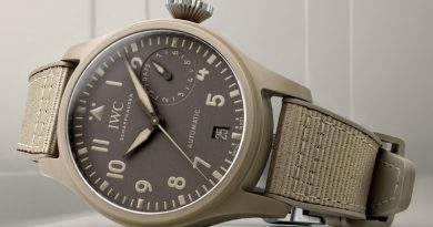 IWC Big Pilot's Watch TOP GUN Edition «Mojave Desert»