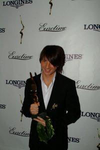 Лауреат премии «Чайка» 2005 Сергей Лазарев