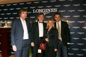 Владимир Борисов, Александр Журавлев, Екатерина Павленко и Александр Олешко